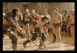 Spartacus: Gods of the Arena - S1 - E5 - Antonio Te Maioha & Dustin Clare