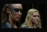 The 100 2x14 - Alycia Debnam Carey & Eliza Taylor