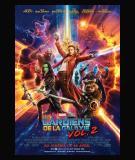 Les Gardiens de la Galaxie Vol. 2 - Affiche France