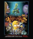 The Simpsons - S31 (2019) E4: Treehouse of Horror XXX