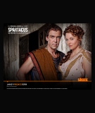 Spartacus: Gods of the Arena - S1 - John Hannah & Lucy Lawless