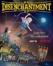 Disenchantment - S2 (2020)