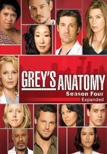 Grey's Anatomy - S4 (2007)