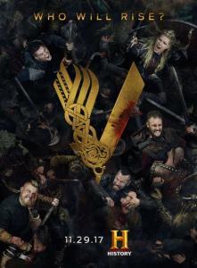 Vikings - S5 (2017)