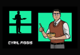 Archer - S1 - Chris Parnell
